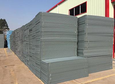 建筑材料挤塑板多少钱一平方米?