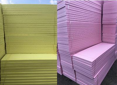 关于使用挤塑板的密度要求